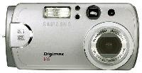 Samsung Digimax V6 Digital Camera