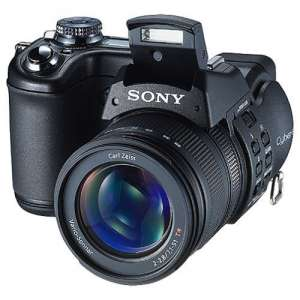 Sony Cyber-Shot DSC-F828 Digital Camera