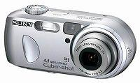 Sony Cyber-Shot DSC-P73 Digital Camera