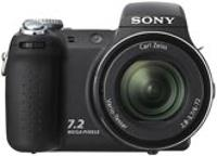Sony Cyber-shot DSC-H5 Digital Camera