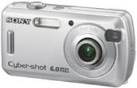 Sony Cyber-shot DSC-S600 Digital Camera