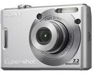 Sony Cyber-shot DSC-W35 Digital Camera
