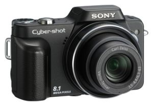 Sony Cybershot DSC-H3 Digital Camera
