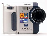 Sony Mavica MVC-FD92 Digital Camera
