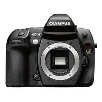 Olympus E-3 (Body Only) Digital Camera