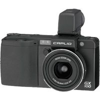 Ricoh Caplio GX100  Digital Camera with 24-72mm