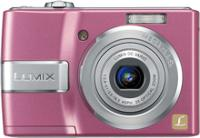 Panasonic Lumix DMC-LS80 Digital Camera