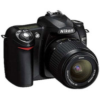 Nikon D50 Digital Camera with 18-70mm Lens