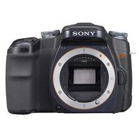 Sony Alpha DSLR-A100 Digital Camera with Sony SAL-18200 18-200mm Lens