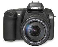 Canon EOS 20D Plus Lens Boxed and 512mb memory card Digital Camera