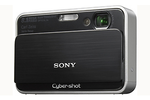 Sony Cyber-shot DSC-T2 Digital Camera