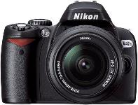 Nikon D40X Digital SLR Camera Digital Camera with 18-55mm Lens