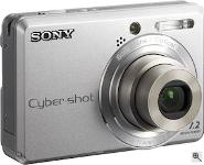 Sony Cyber-shot DSC-S730 Digital Camera