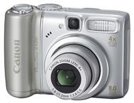 Canon PowerShot A580 Digital Camera