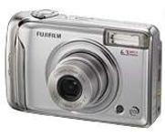 Fuji FinePix A610 Digital Camera