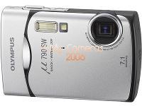 Olympus Mju 790 SW Digital Camera