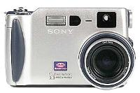 Sony Cyber-Shot DSC-S70 Digital Camera
