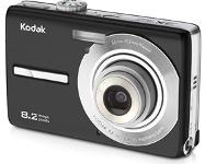 Kodak EasyShare M863 8.2MP Digital Camera with 3x Optical Zoom (Pink)