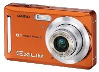 Casio Exilim Zoom EX-Z9 Digital Camera