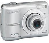 Olympus X-775 Digital Camera