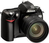 Nikon D70 Body Only Digital Camera