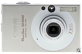 Canon PowerShot SD1000 Digital Camera