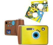 Memorex Nickelodeon SpongeBob SquarePants IMD Version of VGA Digital Camera - Yellow
