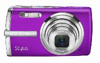 Olympus Stylus 1010 10.1MP Digital Camera with 7x Optical Dual Image Stabilized Zoom (Purple)