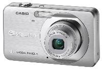 Casio Exilim Zoom EX-Z80 Digital Camera, 8.1 Megapixel, 3x Optical Zoom, 4x Digital Zoom, 2.6 LCD, B...