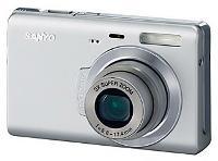 Sanyo Xacti VPC-T700 Digital Camera