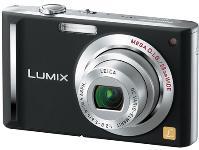 Panasonic DMC-FX 55 Digital Camera