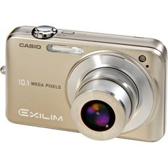 Casio 10.1 MP Digital Camera Gold
