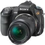 Sony Alpha DSLR-A200 + 18-70 mm Lens Including Lithium battery Digital Camera
