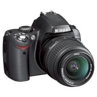 Nikon D40 Digital Camera with 18-135mm lens