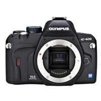 Olympus E-420 Body Only Digital Camera