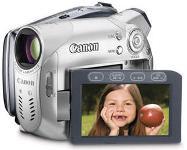 Canon DC100 DVD Camcorder
