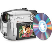Canon DC230 DVD Camcorder