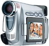 Canon ZR100 Mini DV Digital Camcorder