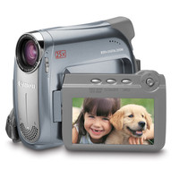 Canon ZR500 Mini DV Digital Camcorder