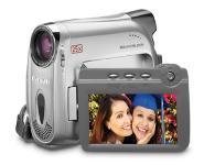 Canon ZR600 Mini DV Digital Camcorder
