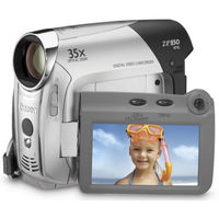 Canon ZR850 Mini DV Digital Camcorder