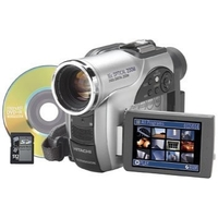 Hitachi DZM-V750A DVD Camcorder