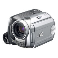 JVC GZ-MG21 20GB Hard Drive Digital Camcorder   68MP  32x Opt  800x Dig  2 5