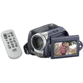 JVC Everio GZ-MG57 HDD Camcorder