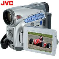 JVC GR-D290 Mini DV Digital Camcorder