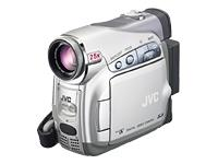 JVC GR-D295US MiniDV Digital Camcorder   68MP  25x Opt  800x Dig  2 5  LCD