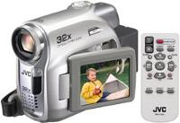 JVC GR-D395 Mini DV Digital Camcorder
