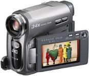 JVC GR-D750 Mini DV Digital Camcorder