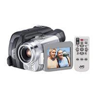 JVC GR-DF450 Mini DV Digital Camcorder