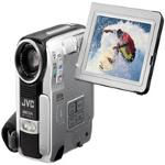 JVC GR-DX307 Mini DV Digital Camcorder